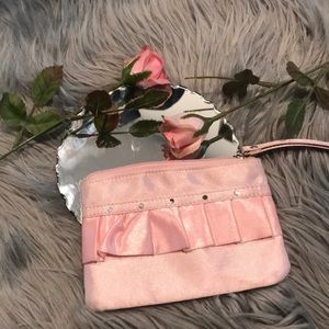 Other - Cute baby pink bag/wallet